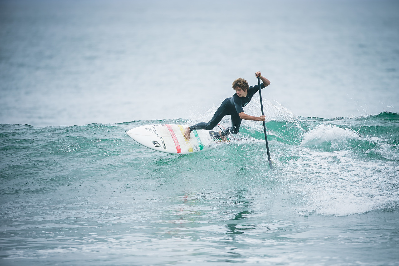 Felippe Gaspar – Pro Surfer – Topanga Beach, CA