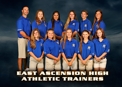 EA ATHLETIC TRAINERS