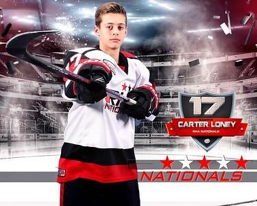 z#17 Carter Loney