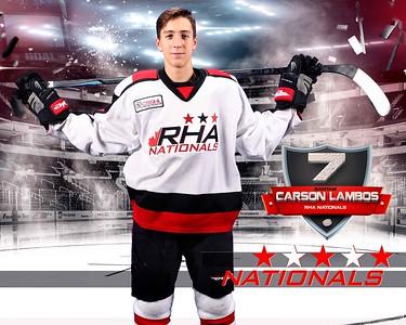 z#7 Carson Lambos