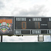 The scoreboard equipped at each of the 22 fields  at the Cooperstown Park.