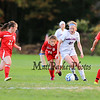 Winnacunnet Senior Day Girls Soccer vs Spaulding High School on Friday 10-10-2014 @ WHS.  Matt Parker Photo
