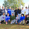 Winnacunnet Warriors Cross Country Divsion I Meet @ Derryfield Park on Saturday October 25, 2014.  Matt Parker Photo