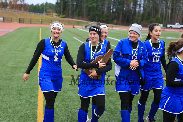 2014-11-2 WHS Field Hockey vs Pinkerton DIV 1 Finals