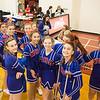 Winnacunnet's Fall Spirit Team after performing at Sunday's 2014 NHIAA Division II Fall Spirit Championships at Pinkerton Academy on 11-9-2014.  Matt Parker Photo