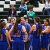 Winnacunnet Girls Basketball at Friday Night's Girls Div I Basketball game between Winnacunnet and Dover High Schools on 12-12-2014 @ Dover.  Matt Parker Photos