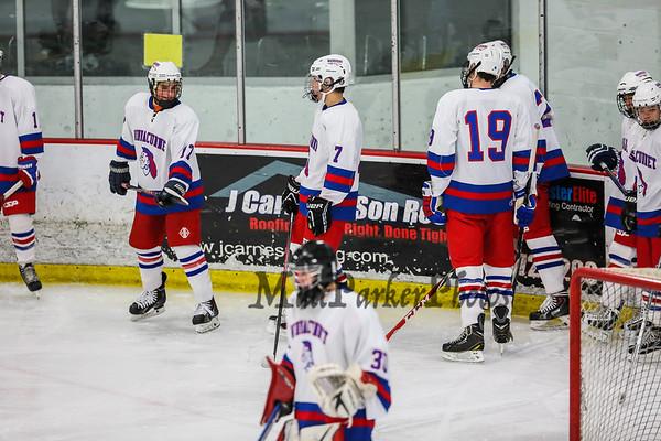 2014-12-20 WHS Hockey vs Windham