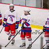 Winnacunnet Hockey Saturday's Div II Hockey game between Winnacunnet and Windham High Schools at The Rinks at Exeter on 12-20-2014.  Matt Parker Photos.