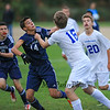 Winnacunnet Div I Boys Varsity Soccer vs Memorial High School on Friday 10-3-2014 @ Winnacunnet High School.  Matt Parker Photo