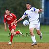 WHS JV Soccer vs Memorial High School on Friday 10-3-2014 @ Winnacunnet High School.  Matt Parker Photo