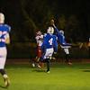 Winnacunnet Warriors Football vs Spaulding High School on Friday 10-31-2014 @ WHS.  Matt Parker Photo