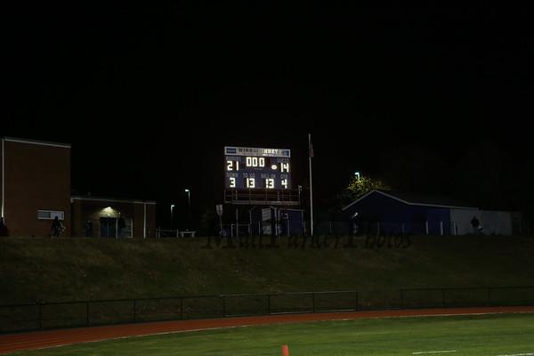 2014-11-31 WHS Football vs Spaulding