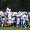 Friday Night's Division I Football game between Winnacunnet and Concord High Schools on 9-12-2014.  Matt Parker Photo