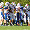 Winnacunnet Boys JV Football vs Concord @ Concord on Monday 9-15-2014.  Matt Parker Photo