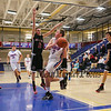 Winnacunnet JV Basketball vs Bedford High School on Tuesday 1-13-2015 @ Winnacunnet.  Matt Parker Photos