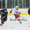 Saturday's Div II Hockey game between Winnacunnet and Somersworth/coe-Brown High Schools at The Rinks at Exeter on 1-3-015.  Matt Parker Photos