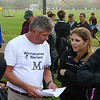 Winnacunnet Warriors Boys and Girls Cross Country meet on Tuesday vs Portsmouth and St. Thomas on 10-13-2015 @ PHS.  Matt Parker Photos