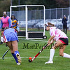 Winnacunnet Warriors Girls Field Hockey vs Londonderry Lancers High School on Friday 10-2-2015 @ WHS.  Matt Parker Photos
