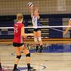 Winnacunnet Warriors Girls Senior Night Div I Volleyball game vs Concord High School on Friday 10-23-2015 @ WHS.  Matt Parker Photos