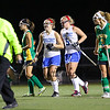 Winnacunnet Warriors vs the Cardinals of Bishop Guertin High School at Thursday's NHIAA DIV 1 Girls Field Hockey Semifinal game on 10-29-2015 @ Bill Ball Stadium, Exeter, NH.  WHS-5, BG-0.  Matt Parker Photos