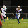 Friday Night's DIV I Football game between Winnacunnet and Spaulding High Schools on 10-30-2015 @ Spaulding.  Matt Parker Photos
