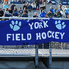 Girls Field Hockey Class B Championship between York and Winslow High Schools on Saturday @ the Harold Alfond Sports Stadium Morse Field at The University of Maine, Orono, ME on 10-31-2015.  YHS-3, WHS-2.  Matt Parker Photos