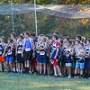 Middle School Girls Cross Country meet on Thursday @ Stratham Hill Park, Stratham, NH on 10-8-2015 (note that Boys did not run due to bee stings during the Girls race).  Matt Parker Photos