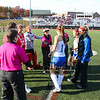 Winnacunnet Warriors Girls Field Hockey vs the Pinkerton Astros of Derry in the NHIAA DIV I Girls Field Hockey Championship game on Sunday 11-1-2015 @ Bedford HS.   WHS-1, PA-0.  Matt Parker Photos