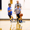 Tri Rent All/North Carolina's #4 hustles down the floor with Blue Water Mortgage/Duke's #24 is in persuit during a 5th and 6th Grade Coed Basketball Game @ Marston School  in Hampton on Saturday 11-21-2015.  Matt Parker Photos