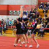 Cavaliers of Hollis-Brookline High School 2015 NHIAA DIV II Fall Spirit State Championships on Sunday 11-8-2015 @ Pinkerton Academy.  Matt Parker Photos