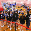 Cavaliers of Hollis-Brookline High School 2015 NHIAA DIV II Fall Spirit State Championships on Sunday 11-8-2015 @ Pinkerton Academy.  Matt Parker Photos