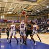 Winnacunnet Girls JV and V Div I home opener Basketball game vs Dover High School on Friday 12-11-2015 @ WHS.  Matt Parker Photos