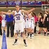 Winnacunnet Warriors JV and V Girls Div I Basketball game vs the Keene Blackbirds on Tuesday 12-15-2015 @ WHS.  Matt Parker Photos