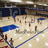 Winnacunnet's Girls Basketball players run sprints at Wednesday's Girls Basketball Tryouts at WHS on 12-2-2015.  Matt Parker Photos