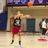 Winnacunnet's Kaya Cadagan runs a play during Wednesday's Girls Basketball Tryouts at WHS on 12-2-2015.  Matt Parker Photos