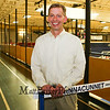 Winnacunnet's Winter Indoor Track Coach John Hodsdon poses for a photo during Wednesday's practice at WHS on 12-2-2015.  Matt Parker Photos