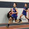 Winnacunnet Warriors Boys and Girls Track at Sunday's NH Indoor Winter Track Meet @ the Paul Sweet Oval, UNH on 12-20-2015.  Matt Parker Photos