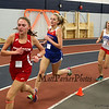 Winnacunnet's Mercedes McCoy runs the 1500m taking 4th with a time of 5:09.20 at Sunday's Indoor Winter Track Meet @ the Paul Sweet Oval at UNH on 12-20-2015.  Matt Parker Photos