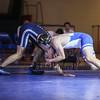Winnacunnet Warriors DIV II Wrestling vs the Spartans of Milford High School on Tuesday @ WHS on 12-22-2015.  Matt Parker Photos
