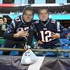 New England Patriots vs Philadelphia Eagles at Sunday's NFL Football game on 12-6-2015 @ Gillette Stadium, Foxborough MA.  Matt Parker Photos