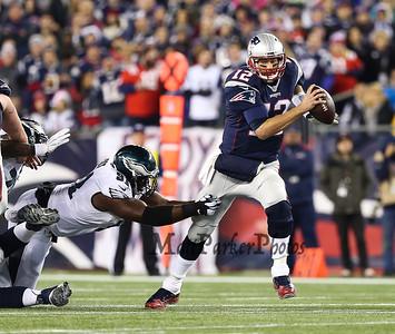 2015-12-6 Patriots vs Eagles @ Gillette