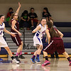 Winnacunnet Warriors DIV I Girls Basketball vs Alvirne HIgh School Broncos on Tuesday 2-24-2015 @ Winnacunnet High School.  Matt Parker Photos
