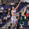 Winnacunnet DIV I Girls Varsity Basketball Senior Night vs Central High School on Friday 2-27-2015 @ Winnacunnet, Hampton, NH.  Matt Parker Photos