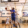 Friday Night's Division I Boys Basketball between  Winnacunnet and Exeter High Schools @ Exeter on 2-6-2015, EHS 72 WHS 47.  Matt Parker Photo