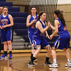 Winnacunnet Girls Varsity Basketball vs Memorial High School NHIAA Div I preliminary Playoff round on Tuesday 3-3-2015 @ Memorial, Manchester, NH.  Matt Parker Photos