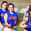 Winnacunnet Warriors DIV I Girls Varsity Softball vs Londonderry Lancers on Friday 4-17-2015 @ WHS.  Matt Parker Photos