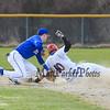 Friday's Div I Baseball game between Winnacunnet and Salem High Schools @ WHS on 4-24-2015.  Matt Parker Photos