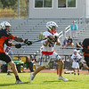 Winnacunnet Warriors Boys Lacrosse vs Keene Blackbirds on Friday @ WHS, Senior Day 5-22-2015 .  Matt Parker Photos