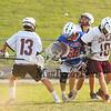 Winnacunnet DIv II Boys Lacrosse vs Timberlane High School on Monday 5-3-2015 @ Timberlane.  Matt Parker Photos
