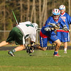 Winnacunnet Boys DIV II Lacrosse vs Pembroke Academy on Wednesday 5-6-2015 @ Pembroke.  Matt Parker Photos